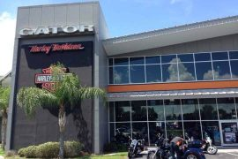 Gator Harley-Davidson revving up for food drive in June