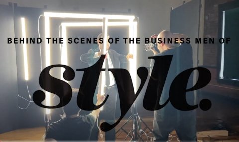 2020 Business Men of Style photo shoots