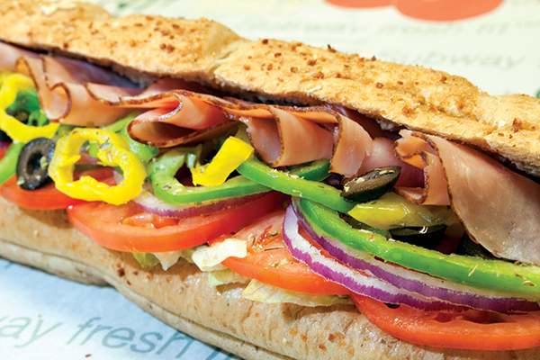 Subway - DINE OUT with Style Magazine