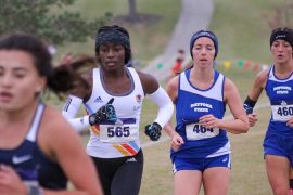 LSSC cross country runners earn top national honors