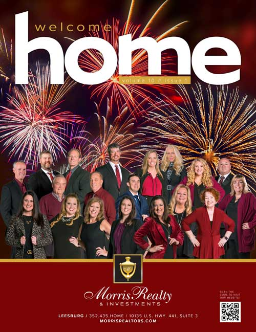 Morris Realty's WELCOME HOME