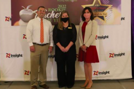 2022 Lake Rookie Teacher of the Year and School-Related Employee of the Year Announced