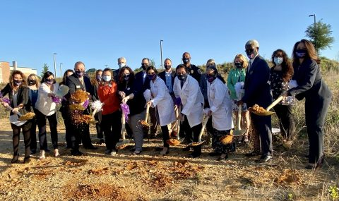 Clermont's Florida Cancer Specialists & Research Center breaks ground on new facility