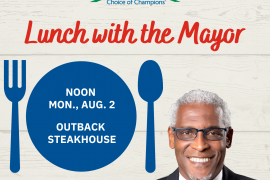 Clermont Mayor Invites Community to Monthly Lunch