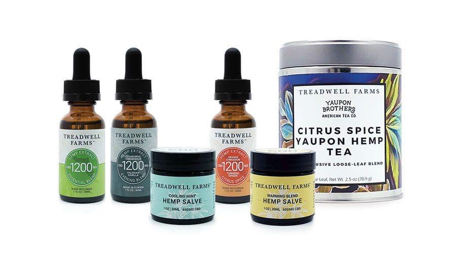 Treadwell Farms CBD Products